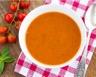Soupe de pomme de terre tomates et oignons