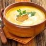 Soupe de potiron et de pomme de terre