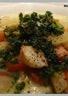 Soupe maraîchère au haddock