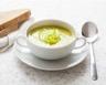 Soupe poireaux et pommes de terre économique en 15 min