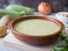 Soupe pommes de terre courgettes et carottes
