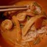 Soupe thaïlandaise aux crevettes