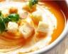 Soupe vitaminée à la carotte courge & orange