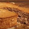 Sponge cake aux pommes