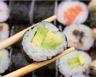 Sushi Maki (poulet/avocat)