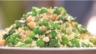 Ma recette de taboulé aux légumes verts - Laurent Mariotte