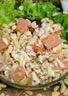 Taboulé de chou fleur au saumon