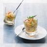 Taboulé de quinoa saumon au naturel et primeurs