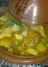 Tagine de poulet aux artichauts légumes et cie