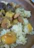 Tajine d'agneau aux abricots secs et amandes