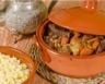 Tajine d'agneau aux coings fruits secs et épices