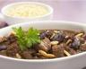 Tajine d'agneau aux épices amandes et dattes au four