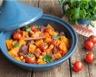 Tajine de bœuf aux légumes et épices