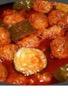 Tajine de boulettes de veau aux courgettes