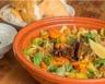 Tajine de légumes et pois chiches aux épices