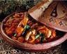 Tajine de poulet aux épices