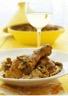 Tajine de poulet aux olives vertes