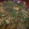 Tajine de poulet aux pomme de terre fenouil et petits pois
