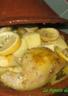 Tajine poulet et citrons confits