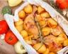 Tajine poulet pomme de terre