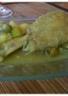 Tajines de poulet au citron et aux olives vertes
