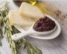 Tapenade aux olives noires et crème fraîche
