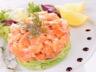 Tartare de saumon (simple)