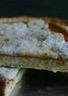 Tarte à la banane et noix de coco