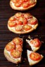 Tarte à la tomate et au chèvre