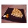 Tarte alsacienne et croquant amandes