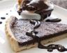 Tarte au chocolat à la crème fraîche épaisse