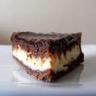 Tarte au chocolat pamplemousse et amandes