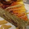 Tarte au fromage blanc poires et pépites de chocolat