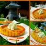 Tarte au potiron sirop d'érable et gingembre