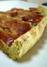 Tarte au saumon asperges et tartare