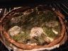 Tarte au saumon brocolis et chèvre