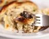 Tarte aux champignons fromage jambon blanc et tomates cerise