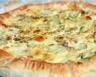 Tarte aux courgettes et au fromage de chèvre facile