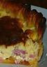 Tarte aux fromage frais ail et fines herbes