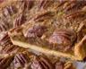 Tarte aux noix de pécan et cassonade
