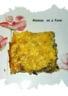 Tarte aux poireaux sans pâte