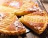 Tarte aux poires et aux amandes grillées