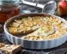 Tarte aux pommes au caramel au beurre salé