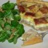 Tarte aux pommes camembert et 4-épices