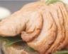 Tarte aux pommes revisitée au parmesan et crème de camembert