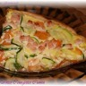Tarte carottes courgettes et cumin