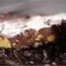 Tarte chocolat avocat façon cheesecake