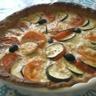 Tarte courgettes-tomates