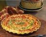 Tarte feuilletée aux courgettes et à la tomate