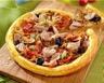 Tarte fine au thon endives tomates et jambon de parme